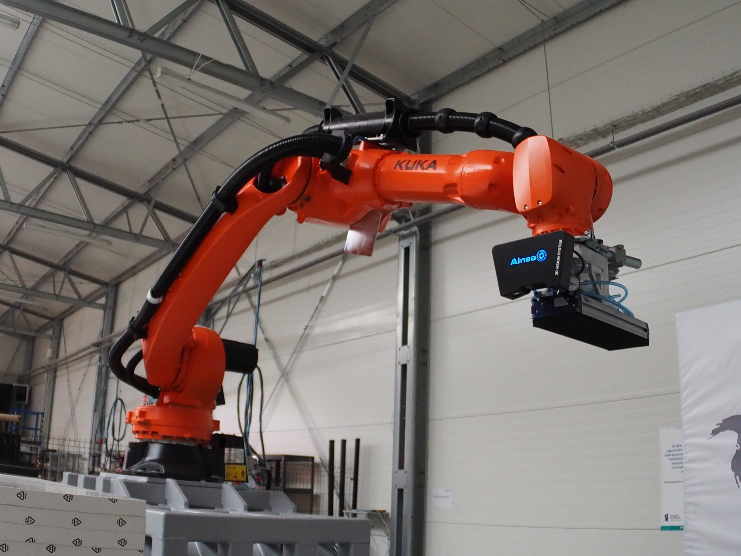 robot pakujący